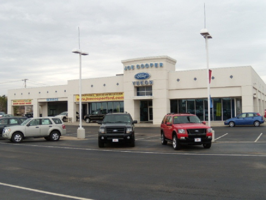 Joe Cooper Ford Midwest City >> Joe Cooper Ford Business Review In Midwest City Ok Central | Autos Weblog